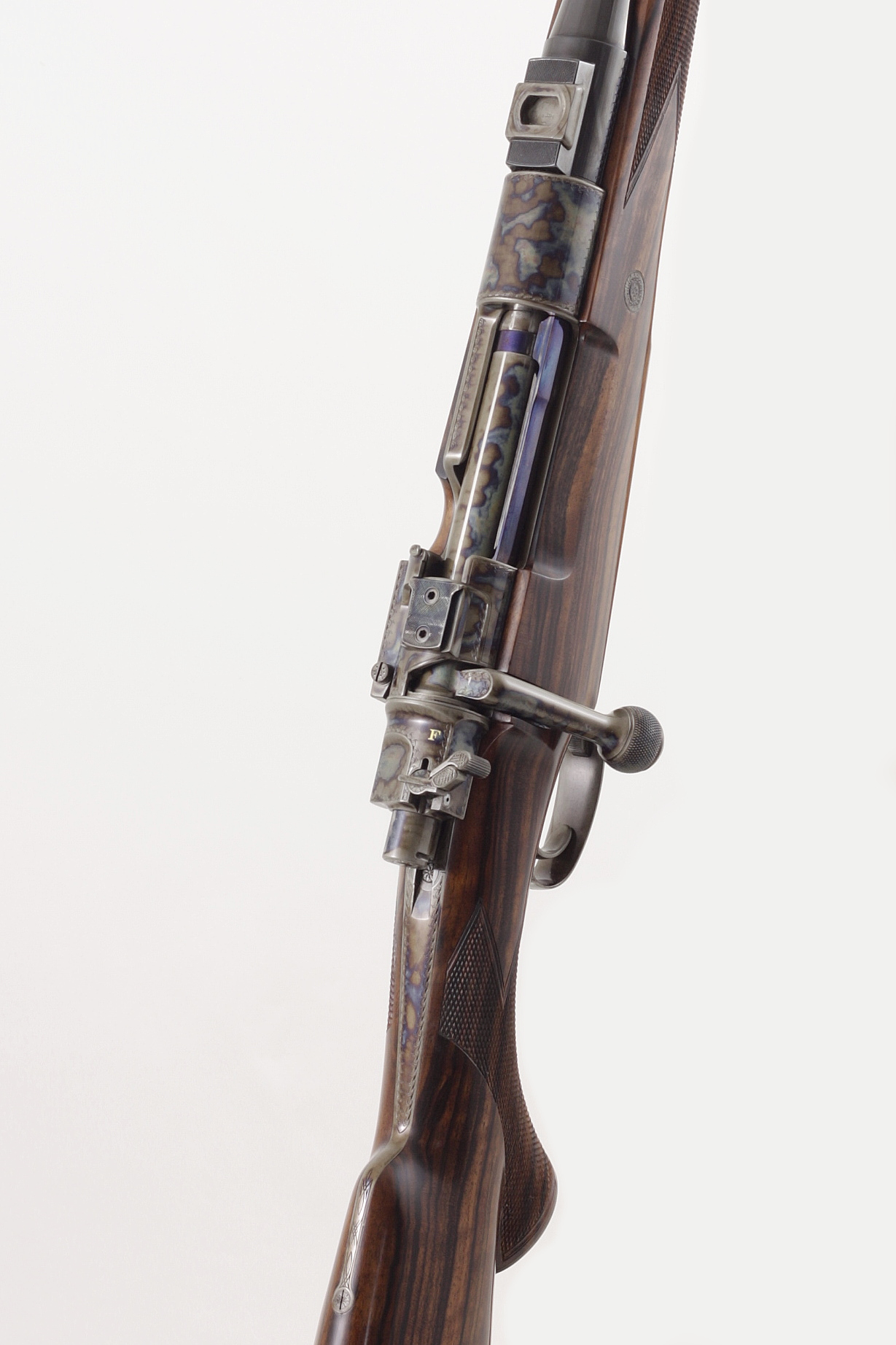 [Translate to en:] Schiller Mauser Repetierer 8x68 Leutershausen Waffen
